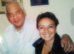 Francesca Angrisano Presidente Accademia Pranic Healing
