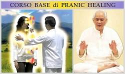 CORSO BASE DI PRANIC HEALING 21 – 22 LUGLIO 2018