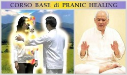 CORSO BASE DI PRANIC HEALING 21 – 22 OTTOBRE 2017
