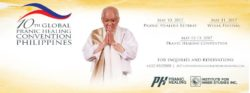 GLOBAL PRANIC HEALING CONVENTION