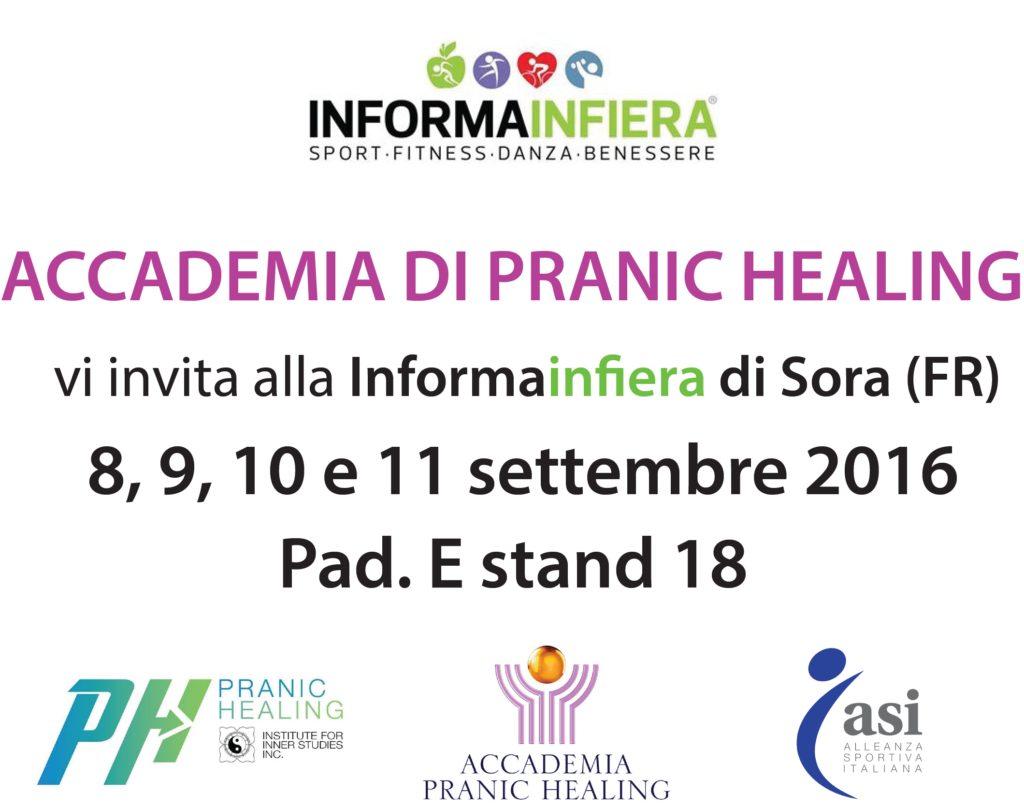 INFORMAFIERA 8 – 11 SETTEMBRE 2016